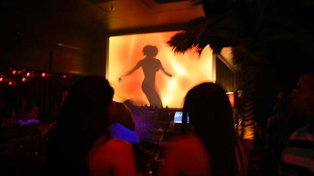Shadow Bar Virtual Dancers