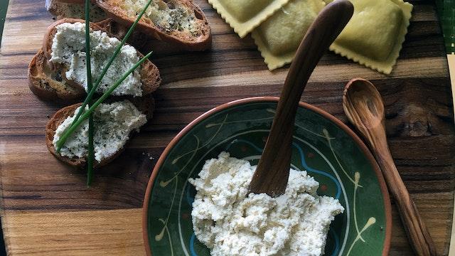 Tofu Ricotta