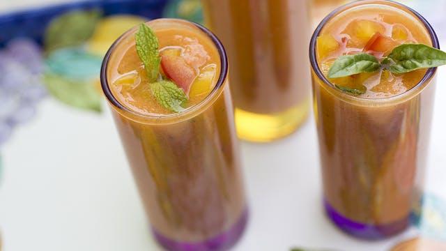 Gazpacho Soup Shooters