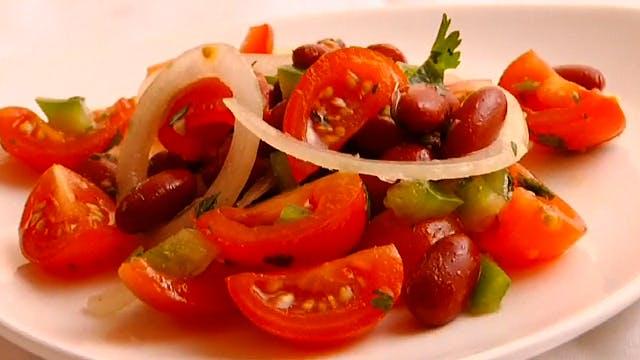Cuban Bean Salad