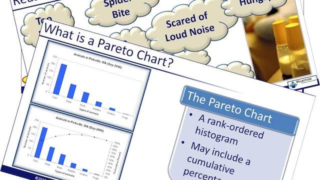 Pareto Charts Trainer Materials (PPT, SG, Exercise x 2, Tutorial)
