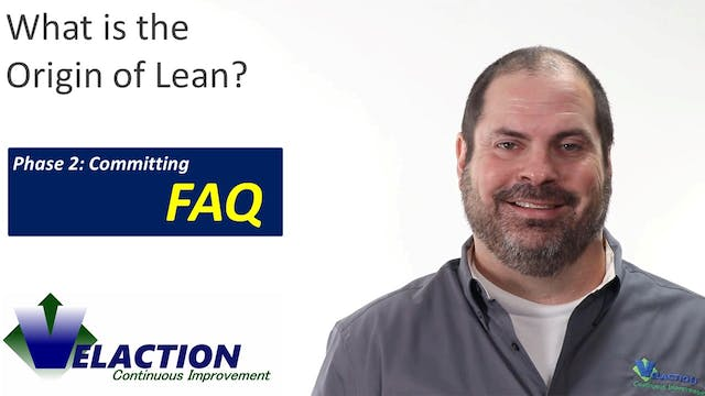What is the origin of Lean?