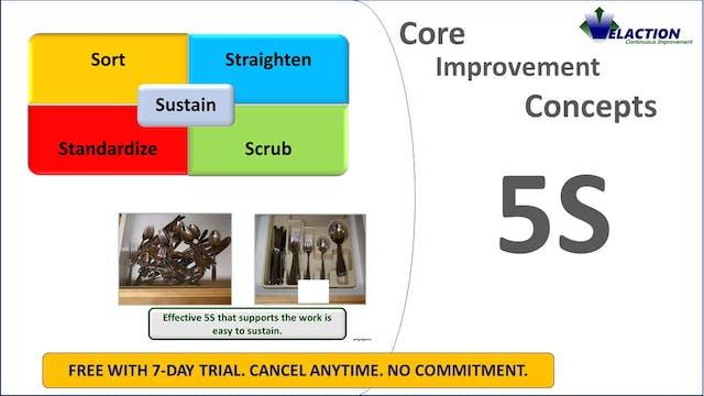5S (Core Concept)