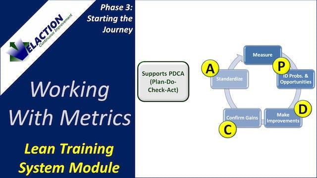 Working With Metrics (Training Module...