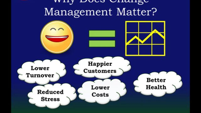 Change Management (Legacy Module Video)