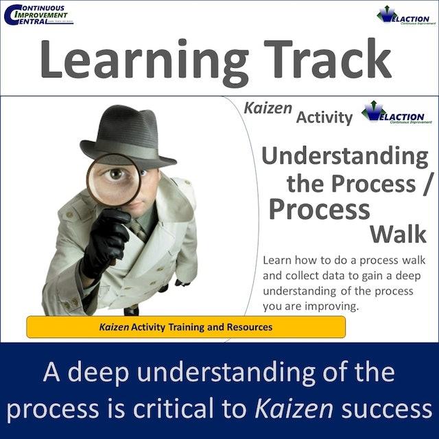 Understanding the Process (Process Walk)