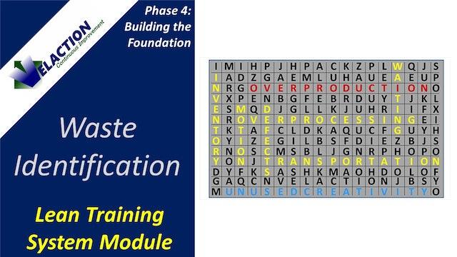 Waste Identification (Legacy Module Video)