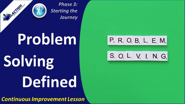 Problem Solving Definition