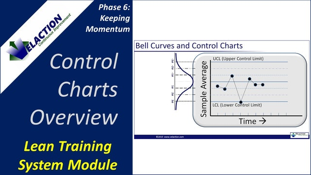 Control Charts Overview (Training Module Video)