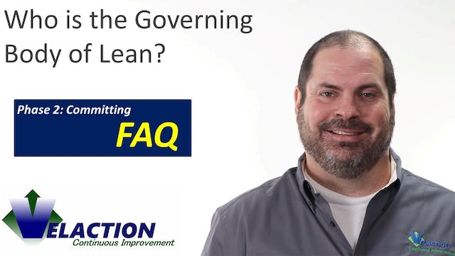 Who is the governing body of Lean?
