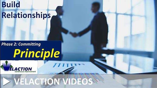 Build Relationships (Phase 2 Principle)