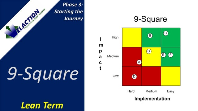 9 Square (Video Term)