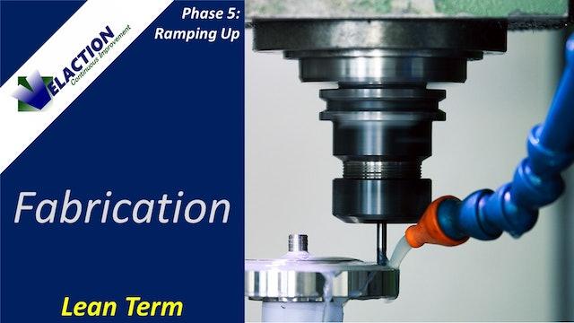 Fabrication  (Video Term)