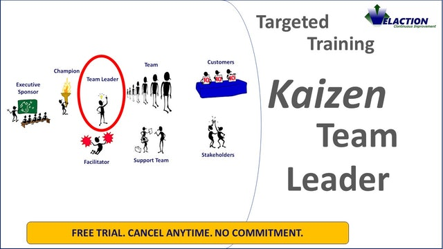Kaizen Leader (Targeted Training)