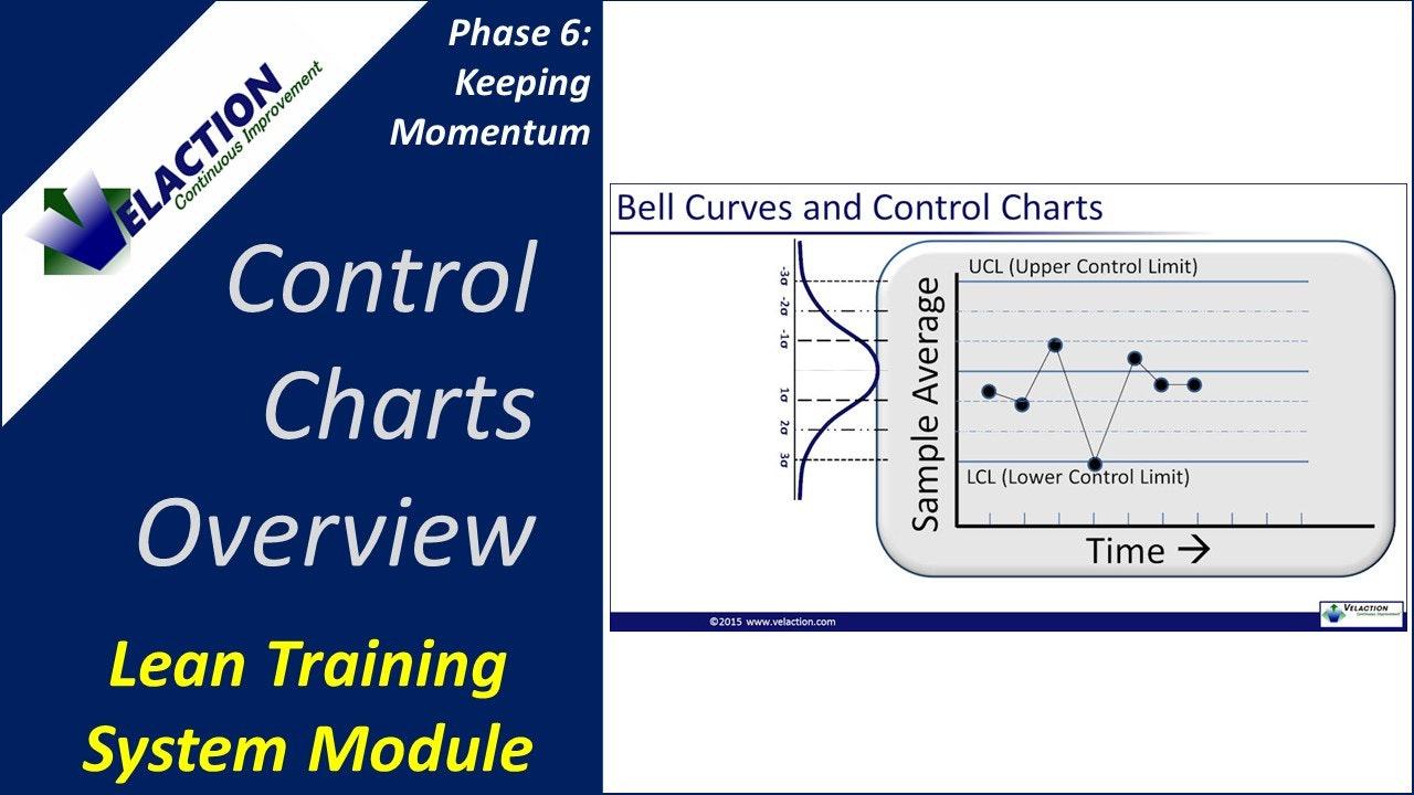 Control Charts (Training Module Video)