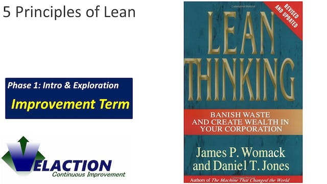 5 Principles of Lean
