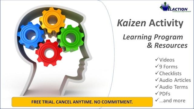 Kaizen Activity Resources
