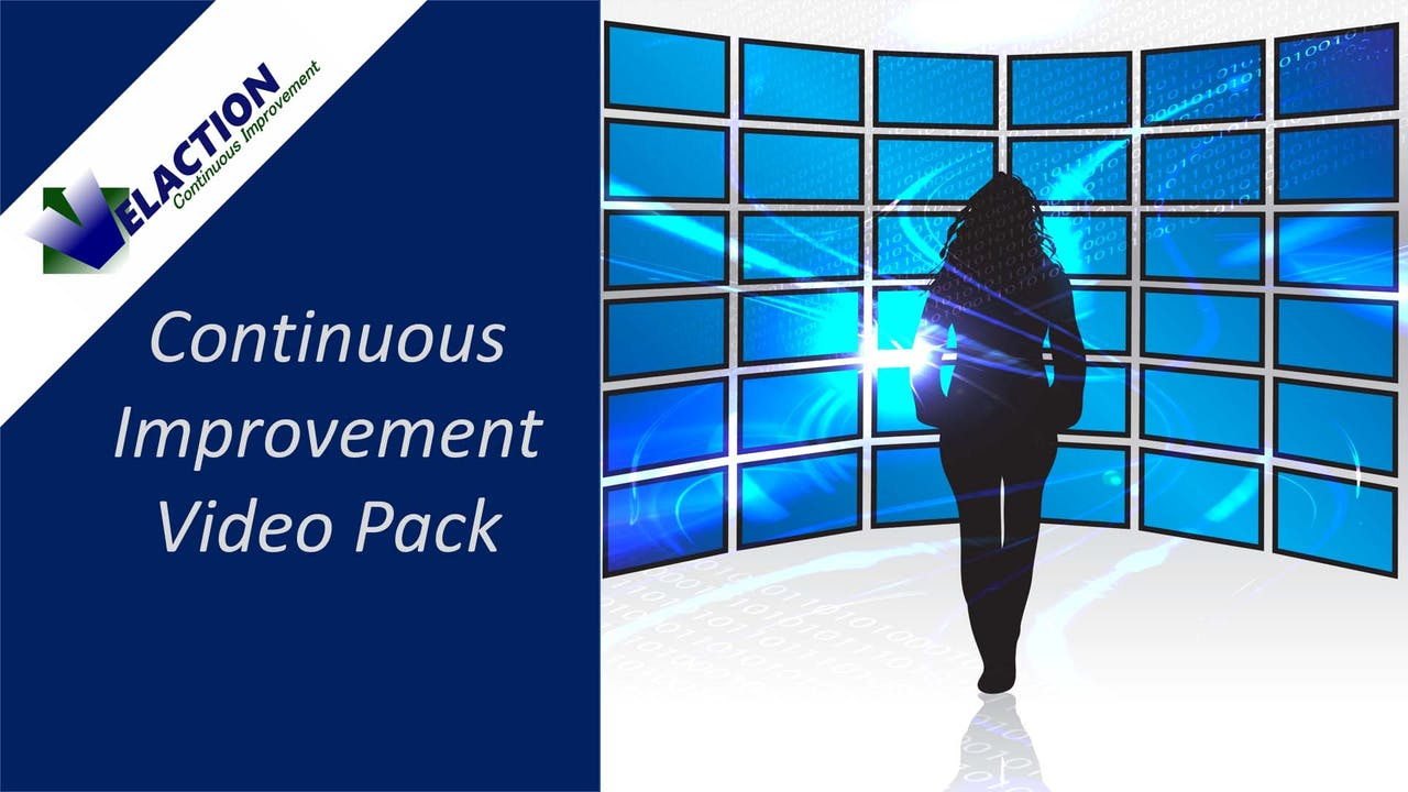 Continuous Improvement Trainer/Leader Video Pack