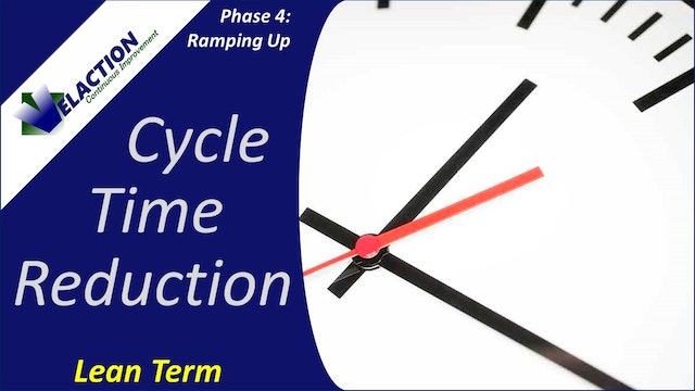 Cycle Time Reduction (Video Term)