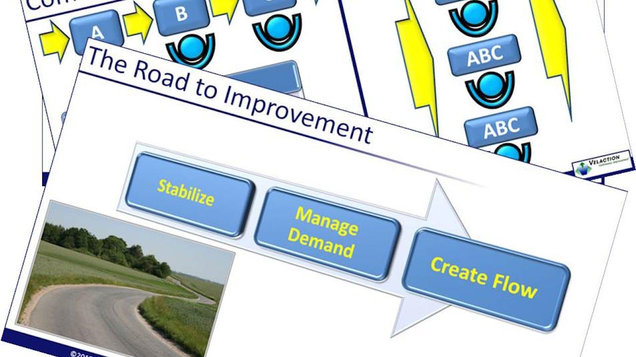 Kaizen - Making Improvements (Office). Corp Lic