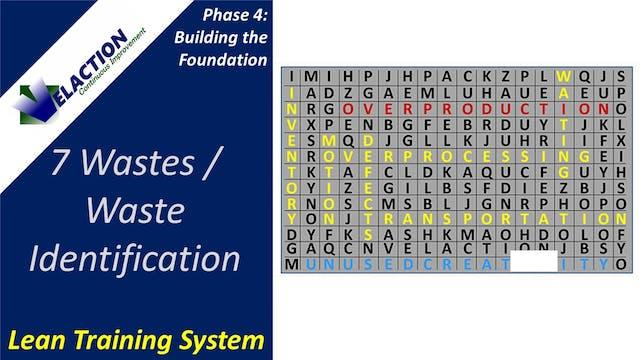 Waste Identification (Legacy Module V...
