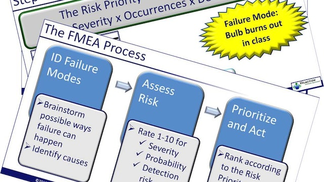 FMEA Trainer Materials (PPT)