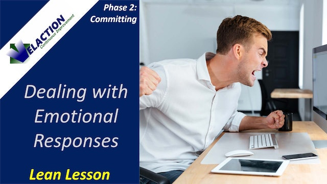 Dealing With Emotional Responses at Work