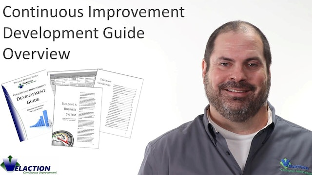 Continuous Improvement Development Guide Overview