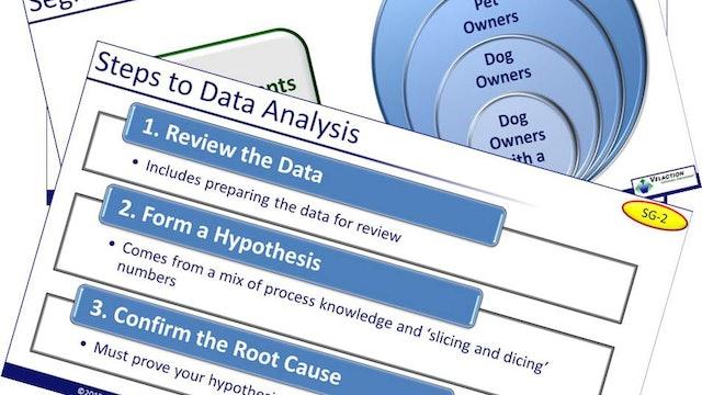Kaizen Data Analysis Trainer Materials (PPT, SG, 1xPDF Article)
