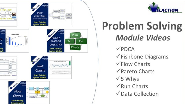 Problem Solving LTS Module Videos