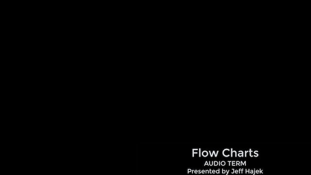 Flow Charts (Audio Term)