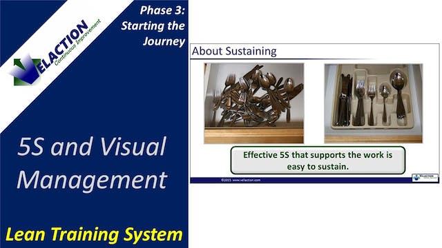 5S and Visual Management (Legacy Modu...