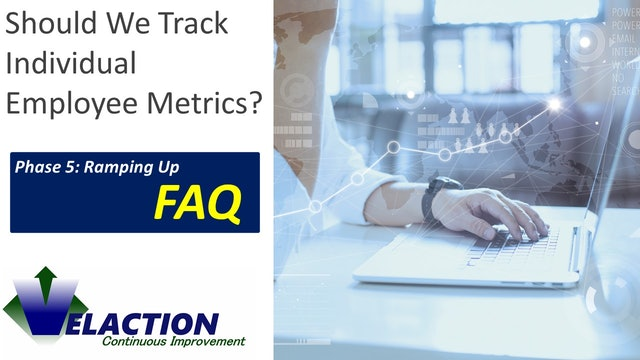Should We Track Individual Employee Metrics?