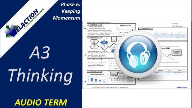 A3 Thinking (Audio Term)