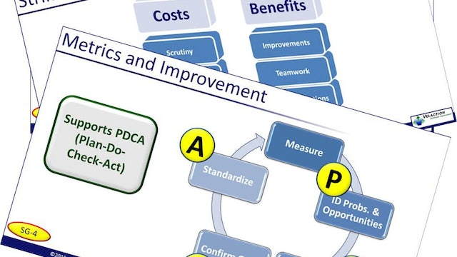Working With Metrics (PPT, SG)