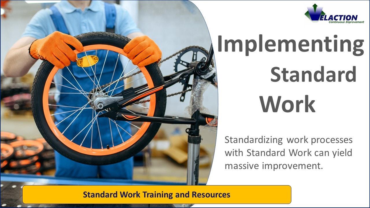Implementing Standard Work