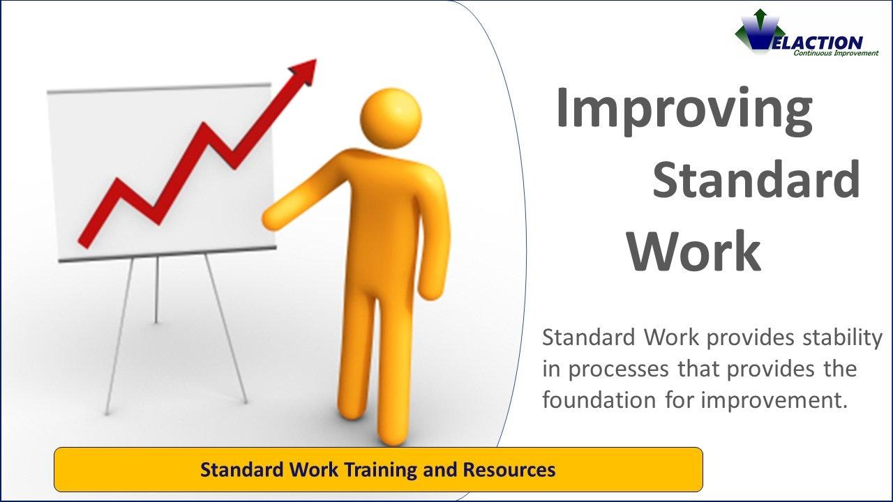 Improving Standard Work