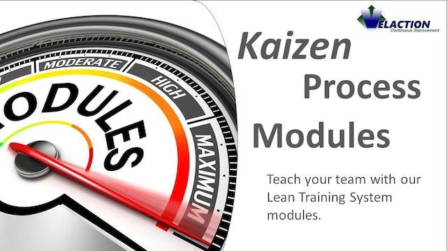 Kaizen Process Training Modules