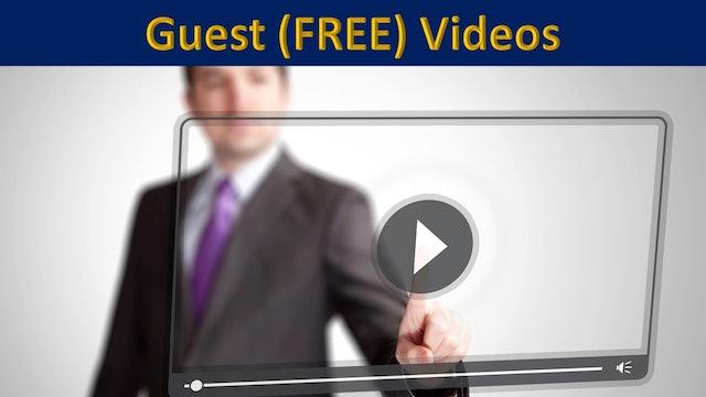 Guest Videos