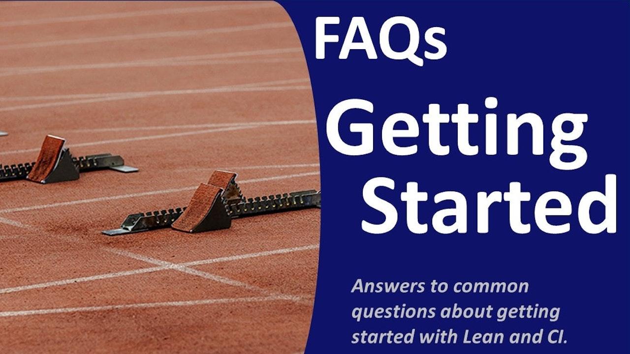 FAQ-Getting Started