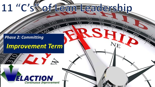 11 Cs of Lean Leadership