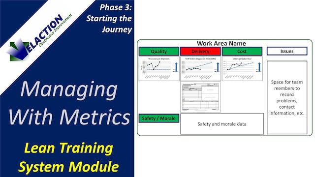 Managing With Metrics (Legacy Module Video)