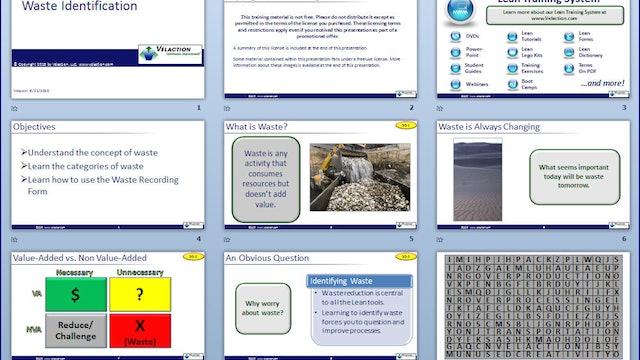 Waste Identification Slideshow (Download)