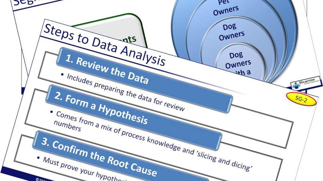 Kaizen - Data Analysis. Seat License