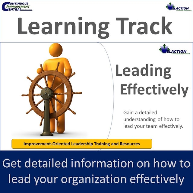 Leading Effectively