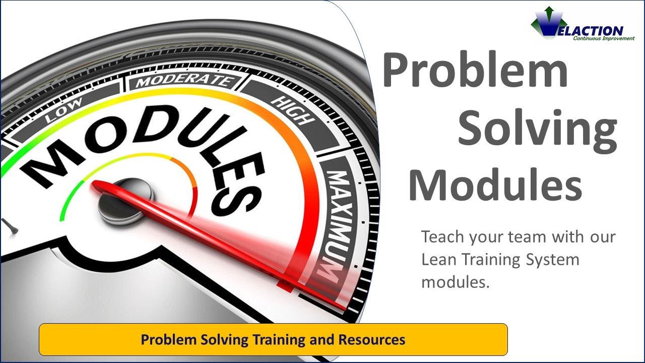Problem Solving LTS Modules