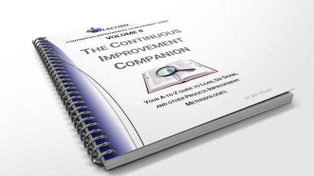 The Continuous Improvement Companion. CIDG Vol. II (Version 2020-6-21)