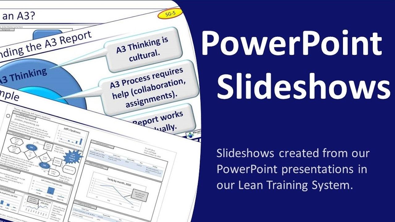 PowerPoint Training Slideshows