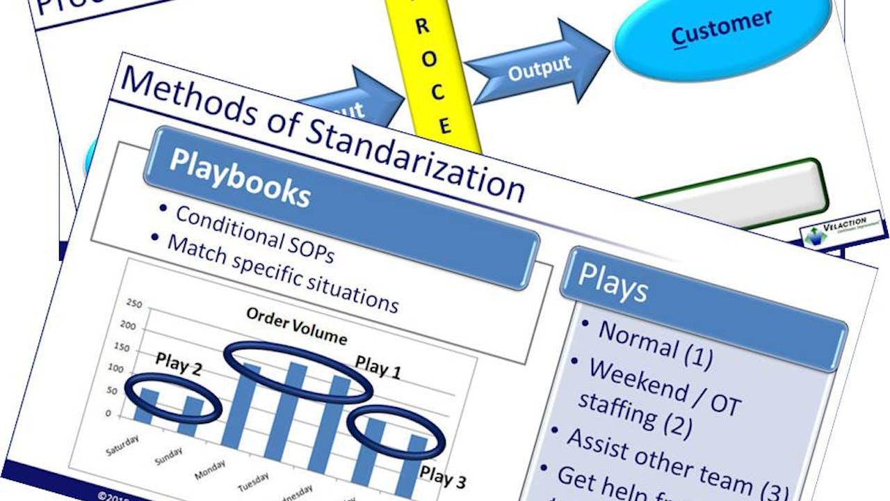 Standardization. Corporate License