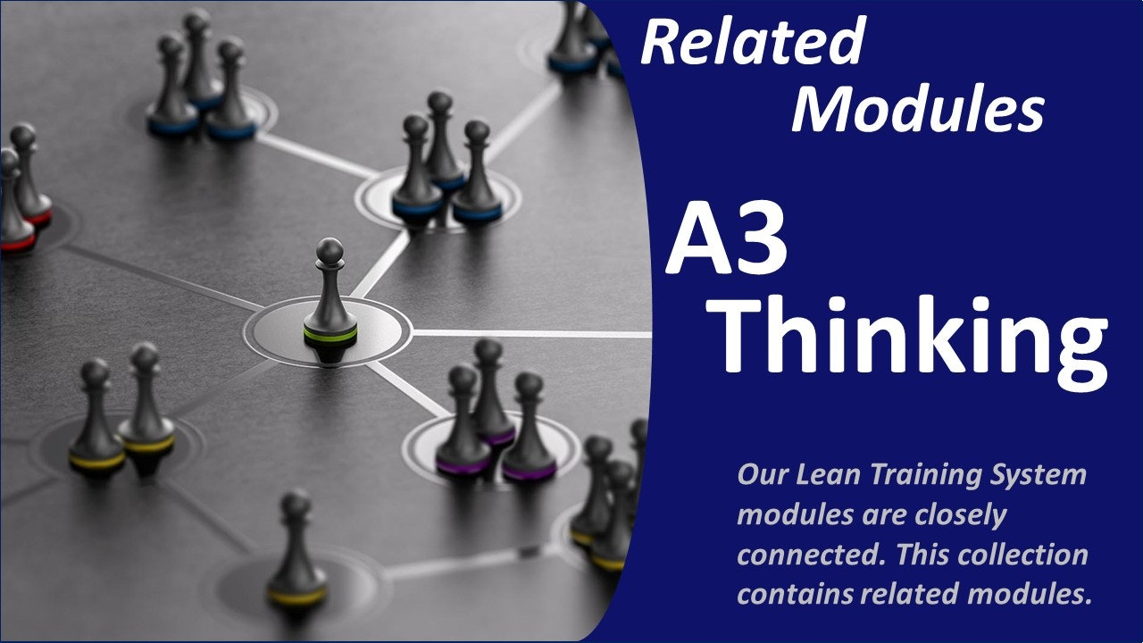 A3 Thinking: Related LTS Modules